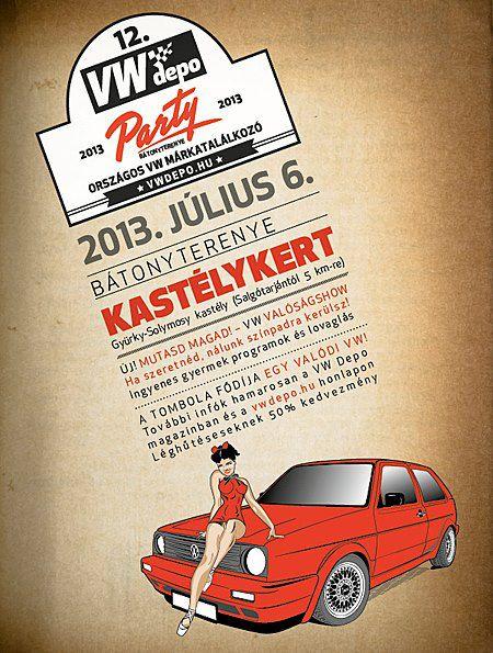 12. VW DEPO Party