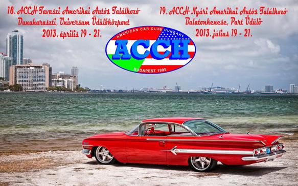 19. ACCH Nemzetközi Amerikai Autós Találkozó