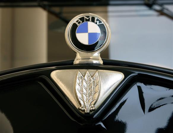 BMW veterán logo