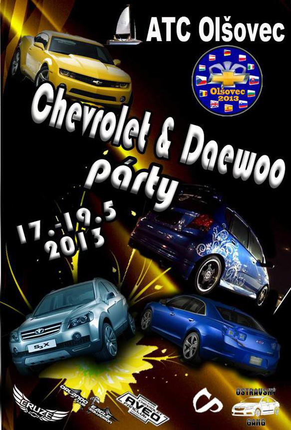Kaposújlaki Daewoo-Chevrolet márkatalálkozó