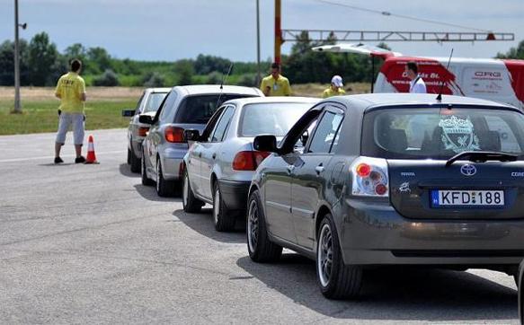Toyota országos találkozó
