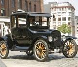 Ford T-modell, az első sorozatban gyártott népautó