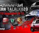 II. Székesfehérvári VW Konszern találkozó