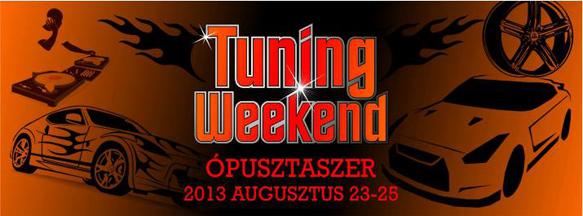 Tuning Weekend - Ópusztaszer