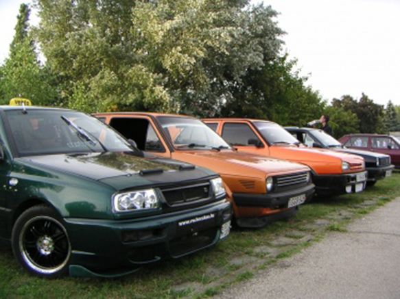 X. Országos VW Fanatic találkozó