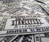 819 Company Stancefest 2013