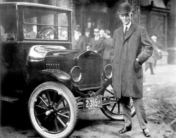 Magyar autótervezők az Államokban