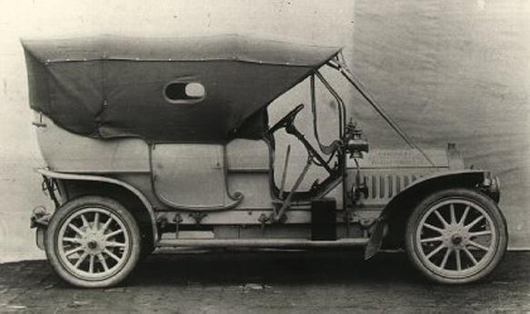 A Phönix túraautó (1910)