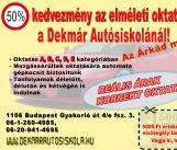 Dekmár és Társa Kft. Autósiskola